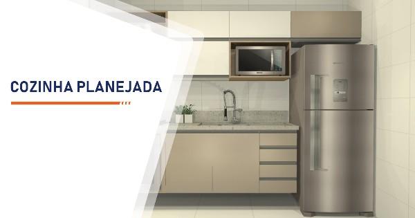 Cozinha Planejada Santos