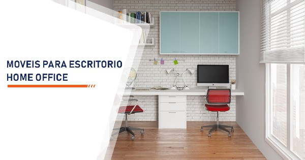 Moveis para Escritorio Home Office Santos