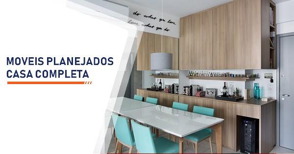 Moveis Planejados Casa Completa Santos