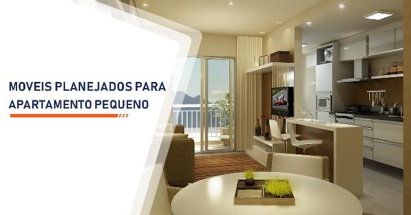 Moveis Planejados para Apartamentos Pequenos  Santos