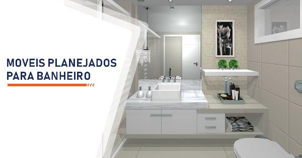 Moveis Planejados para Banheiro Santos