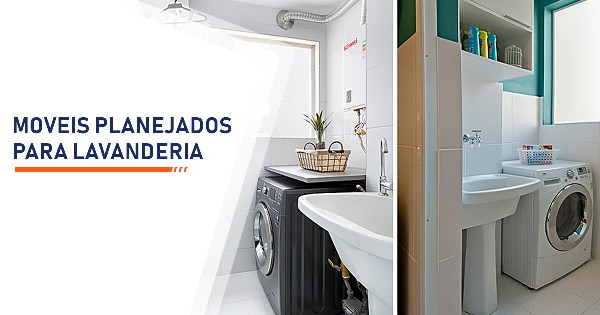 Moveis Planejados para Lavanderia Santos